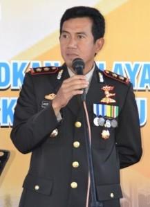 KAPOLRES KENDAL AKBP Drs. Asep Jenal Ahmadi.